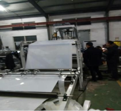 熔体泵PS片材生产线 (2)