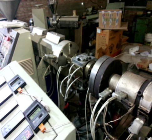 rongti泵PMMA管生产线