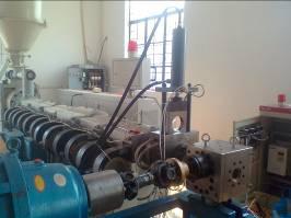 板式换网器在PE管材行业的应用