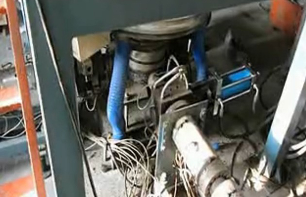换网器在HDPE高压吹膜生产线中的应用