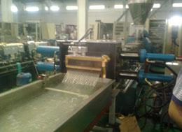 换网器在造粒行业的应用